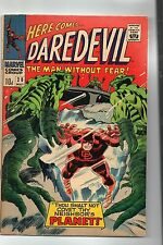 DAREDEVIL # 28 / V.GOOD+ / UK PRICE VARIANT 1967.
