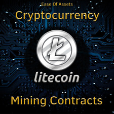 Mining Contract  .5+Litecoin