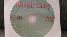 Mariah Carey  Karaoke SKG-903 SuperStar CDG