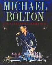 Michael Bolton Live at The Royal Albert Hall Blu Ray Region 4