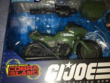 Hasbro G.I. JOE Classified Ram Cycle IN HAND Cycle ONLY New 2021 Cobra Island