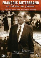 """COFFRET 2 DVD """"FRANCOIS MITTERRAND - LE ROMAN DU POUVOIR"""""""