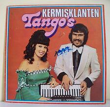 """33 tours KERMISKLANTEN Disque Vinyl LP 12"""" TANGO'S - ELF PROVINCIEN 1568"""