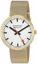 Mondaine Evo Mini Giant A763.30362.21SBM SS Rose Gold Quartz Women's Watch