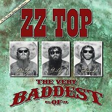 ZZ TOP - The Very Baddest of ZZ TOP - 2 CD Brand new