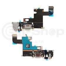 "Cable Flex Jack Audio / Microfono / Conector Dock para iPhone 6 - 4,7"" Gris"