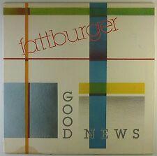 "12"" LP-Fattburger-Good News-l5446h-Slavati & cleaned"