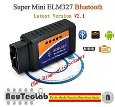ELM327 Bluetooth Auto Car Diagnostic Scanner ELM 327 Bluetooth OBDII V2.1 OBD2