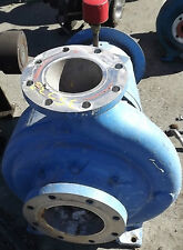 Goulds  Model 3175 Size 6x8-18  Ft head 118  Gpm 1700  Rpm 1200  316SS