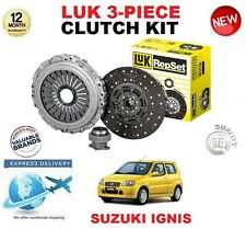 FOR SUZUKI IGNIS II MH 1.5 SPORT 109 BHP 2003-ON ORIGINAL LUK 3 PIECE CLUTCH KIT