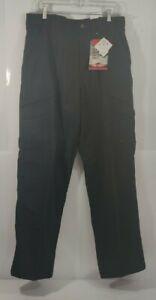 Tru-Spec 24-7 TRU OD True Dark Navy  Tactical Pants 32 X 32 Teflon Shield NWT