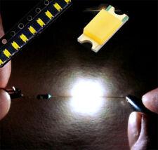 10 Stück SMD LED 1206 WARM-WEISS 2700-3200K 2.9-3.2 V, 500-550 mcd
