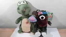 "Sugar Loaf Toys Alligator/Crocodile Duck Season Camo Bear 14"" Plush 2014 NWT!"