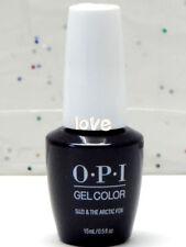OPI GelColor New Gel Nail Polish Soak-Off I56- Suzi & The Arctic Fox