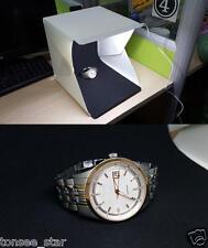 Mini Box Light Room Photo Studio Photography Lighting Tent Kit Backdrop Cube New