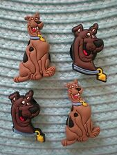 Jibbitz Croc Clog Shoe Charm Button Plugs Fit Kid Holey Accessories 4 Scooby Doo