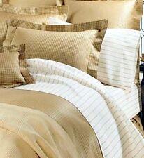 Sferra Milan Boudoir Sham (SET/2) Moss Green 540 TC Egyptian Cotton Jacquard New