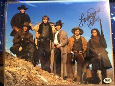Bam Box Lou Diamond Phillips Signed Autograph Young Guns Coa