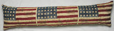Stars and Stripes USA Flag Tapestry Draught Excluder - Evans Lichfield T184