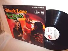 BILL BLACK'S COMBO-BLACK LACE +MR.BEAT +GOES BIG BAND (3 ALBUMS) HI VG/VG+ LP