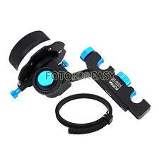 FOTGA DP500 II Quick-release Dampen Follow Focus f 15mm rod 5D 2 III 7D D90 DSLR