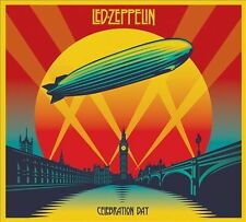 Celebration Day Led Zeppelin 2 CD Set Sealed ! New ! 2012