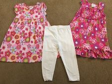 Flapdoodles Lot, Size 6.  Girls Tunic, Dress And Capri's
