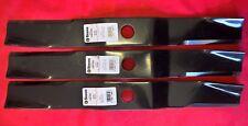 3 x 60 Inch Kubota Mower Blade - RC 60 series 76539-34330, K5651-34340