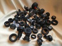 LEGO - 5ire & Wheel Lot