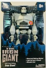 """🎄New Iron Giant 14"""" Action Figure : Walmart exclusive light sound Moveable"""