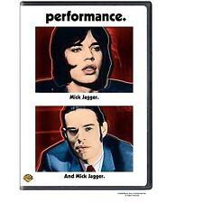 Performance (2007) James Fox, Mick Jagger, Anita Pallenberg NEW UK REGION- 2 DVD