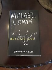 Michael Oher SIGNED The Blind Side Evolution Of A Game  AUTOGRAPHED