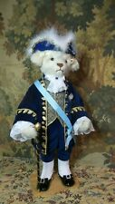 Collectable Teddy Bear. Louis 16th.King of France