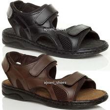 Sandali con cinturino casual per il mare da uomo 100% pelle