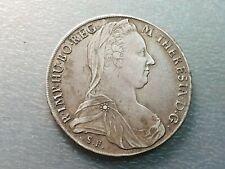 AUSTRIA ITALIA MARIA THERESA THALER TALER 1780 REACUÑ. VENEZIA 1817-33 MBC/MBC+