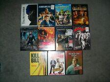 Lot Dvd movies Shrek Pirates of the Caribbean Xxx Sin City Kill Bill etc.