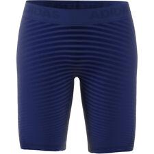 adidas Alphaskin Sport Graphic Men's Short Leggings A24390130 Blue 48-50