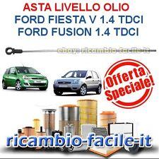 ASTA CONTROLLO LIVELLO OLIO PER FORD FIESTA V 1.4 TDCI FORD FUSION 1.4 TDCI