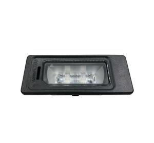 0EM LED License Plate Light For AUDI A1A3A4A5A6A7 Q3Q5Q7 VW Jetta Passat Touareg