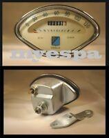 Vespa Muschel Tacho Tachometer Speedo 125 150 VBA VBB GL Sprint Veloce, 120kmh