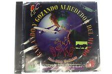 Bailando Y Gozando Alrededor CD 1996 CDT Records