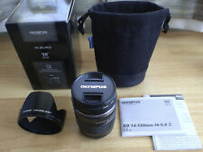 Used - Olympus M.Zuiko Digital ED 14-150mm f4.0-5.6 II m43 Lens