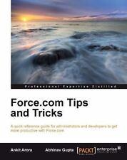 Force.com Tips and Tricks (Paperback or Softback)