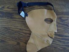Vintage Leather L.L. Bean Face Mask - Motorcycle - Ski - Hunting - Snowboard