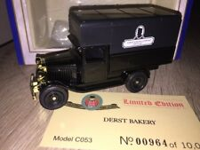 Oxford Diecast Derst Bakery Baking Company Chevrolet / Mack Truck C053 Limited