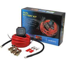 Dual Battery Isolator Kit 12V, 140A (RV, Marine, Diesel Trucks)