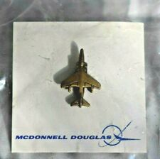 McDonnell Douglas AV-8B Harrier II Jet Airplane Pin Sealed Original Pkg Vintage