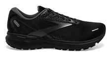 NEW Brooks Ghost 14 Running Shoes Black Ebony Men's Sizes 8-14 FREE SHIPPING
