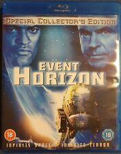 Event Horizon BLURAY collector's edition