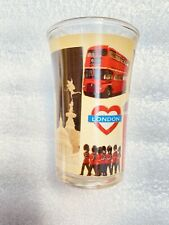 More details for shot glasses london themed - pack of 6 glasses
